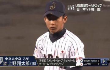 上野翔太郎